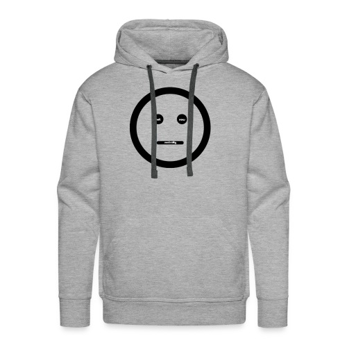 Net Neutrality Now (and Forever) - Men's Premium Hoodie