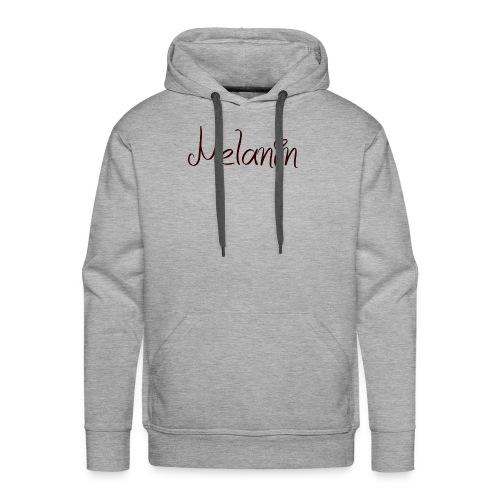 I Love Melanin - Men's Premium Hoodie