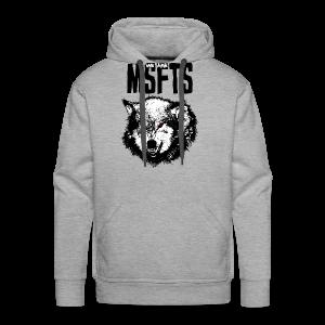 WeAreMSFTS Pack of Misfits Logo - Men's Premium Hoodie