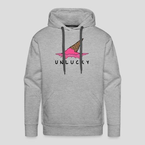 Unlucky Icecream 2 - Men's Premium Hoodie