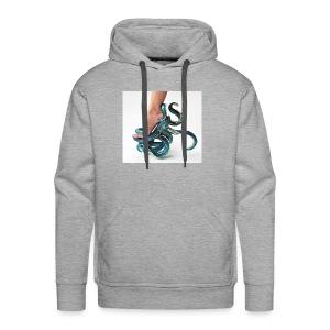 squid shoe weird fashion - Men's Premium Hoodie