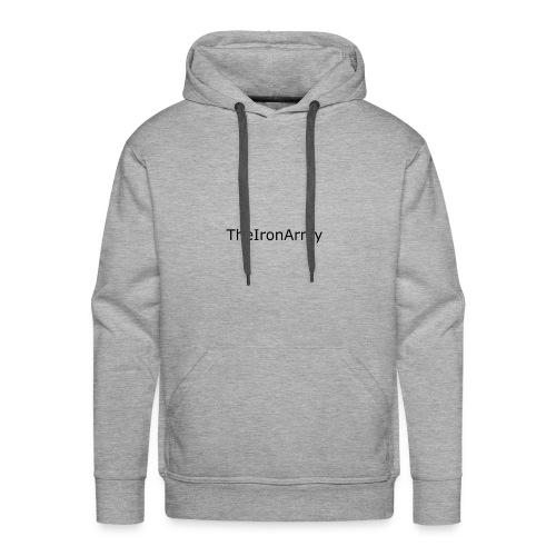 TheIronArmy T-Shirt - Men's Premium Hoodie