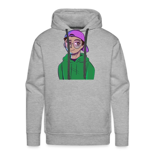 me - Men's Premium Hoodie
