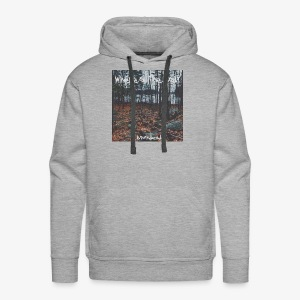 WHERE'S THE BODY - Men's Premium Hoodie