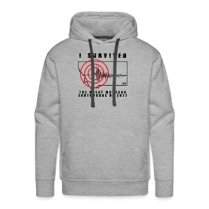 Great Montana Earthquake - Men's Premium Hoodie