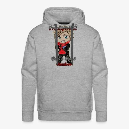 clothes logo - Men's Premium Hoodie