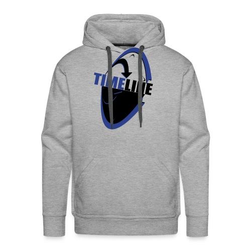 TimeLine - Men's Premium Hoodie