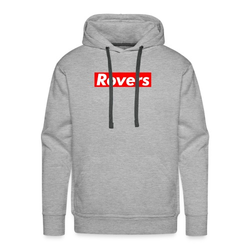 Supreme type Rovers Logo T- Shirt - Men's Premium Hoodie