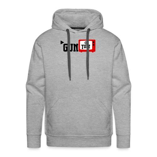 GunTube Original - Men's Premium Hoodie