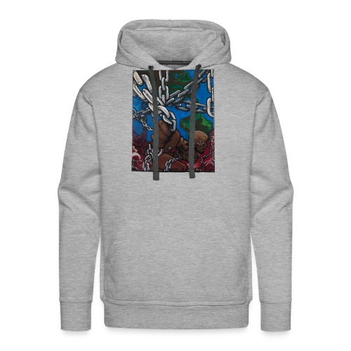 Weight of the World - Men's Premium Hoodie
