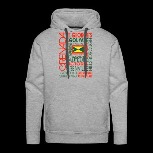 OC Grenada - Men's Premium Hoodie