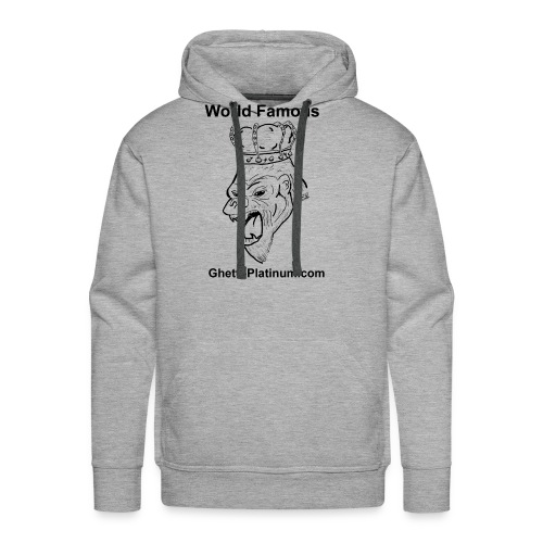 T-shirt-worldfamousForilla2tight - Men's Premium Hoodie