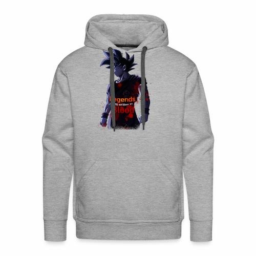 Goku Legends Blood - Men's Premium Hoodie