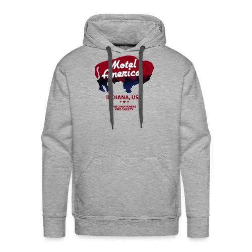 Great The Motel USA - Men's Premium Hoodie