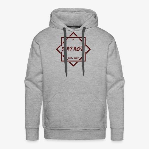 Savage Gang - Men's Premium Hoodie