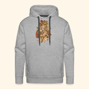 Flowers 4 - Men's Premium Hoodie
