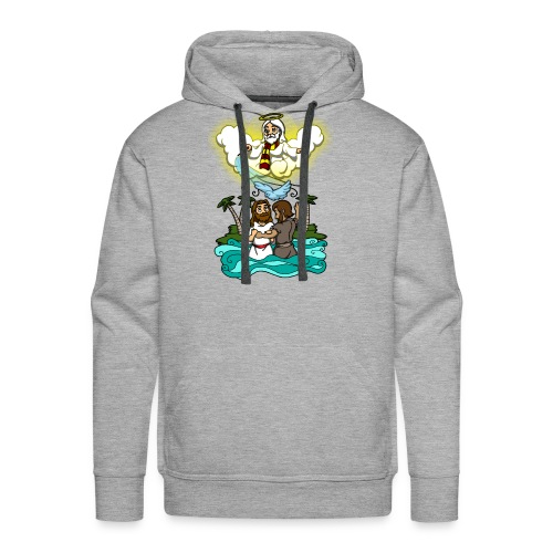 Like a Dove - Men's Premium Hoodie
