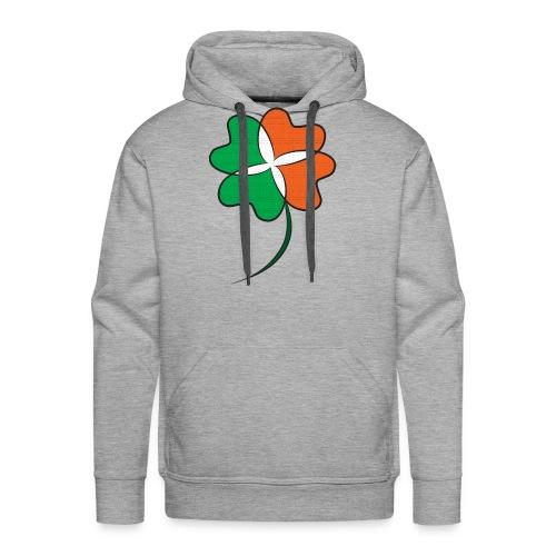 Irish Clover - Men's Premium Hoodie