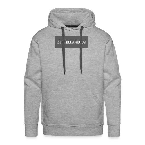 Miscellanous Design 1 - Men's Premium Hoodie