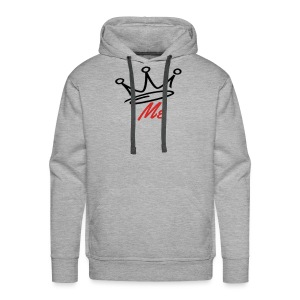 crown me clothing - Men's Premium Hoodie
