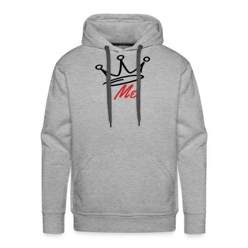 crown me clothing - Men's Premium Hoodie