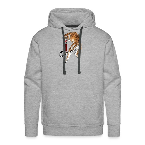 Beta12 / Japanese Tiger - Men's Premium Hoodie