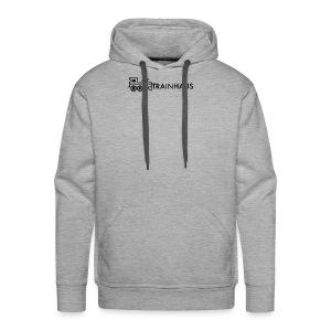 trainhouse logo - Men's Premium Hoodie