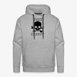 JUST CREEPY - Men's Premium Hoodie