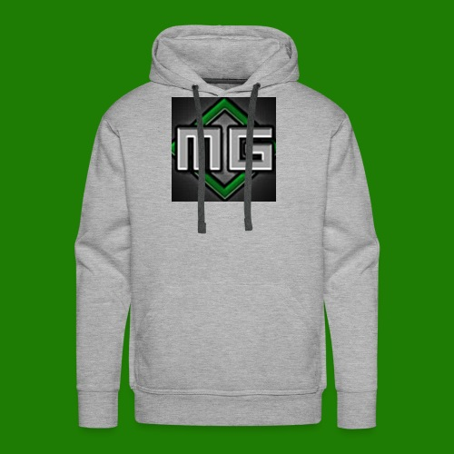 MrGreenGaming Logo Phone Cases - Men's Premium Hoodie