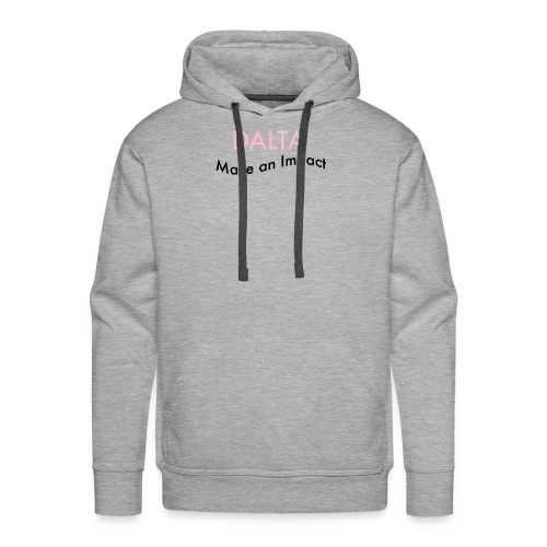 Make an Impact - Men's Premium Hoodie