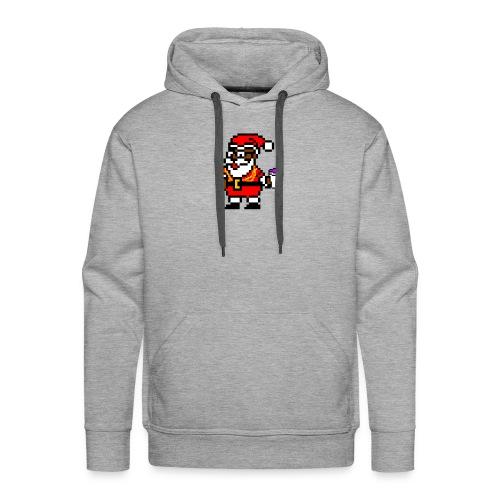 trap_santa - Men's Premium Hoodie