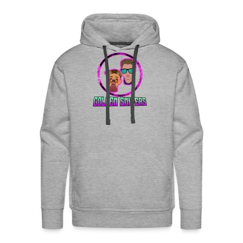 merch_logo - Men's Premium Hoodie