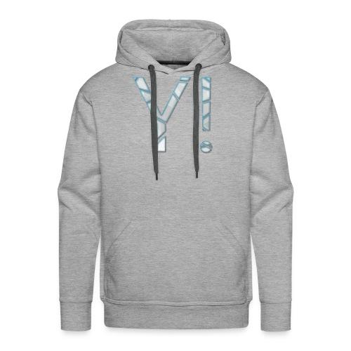 Yenkij - logo - Men's Premium Hoodie