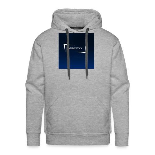 xAnderYTx logo - Men's Premium Hoodie