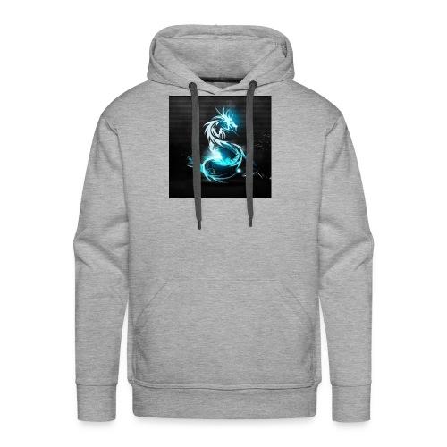 CrazyPlayz Official T-Shirt - Men's Premium Hoodie
