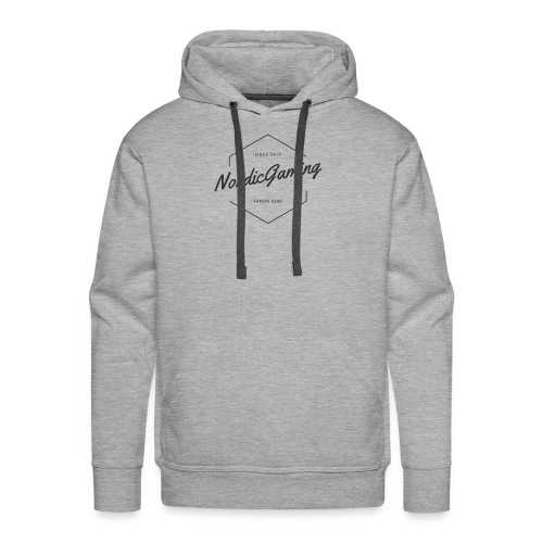 NordicGaming T-shirt - Men's Premium Hoodie