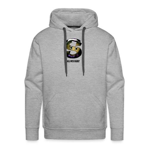 CallMeStabbzHD Logo - Men's Premium Hoodie
