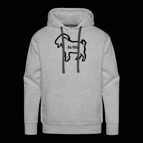 Tony Da Goat - Men's Premium Hoodie