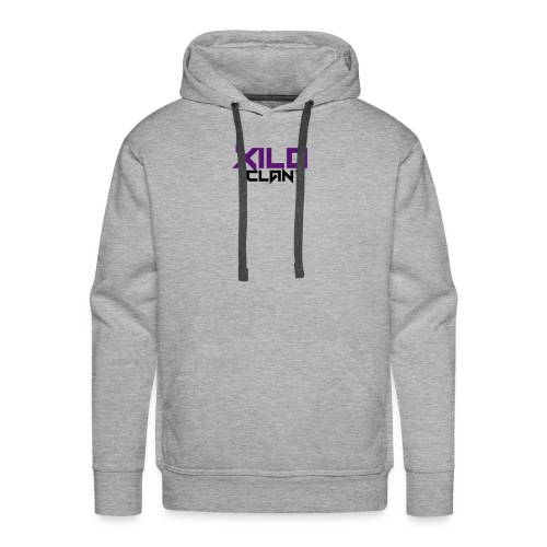 Official Xilo Clan™ - Men's Premium Hoodie