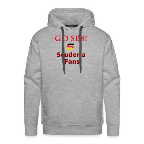 Go Seb! Scuderia Fans design - Men's Premium Hoodie