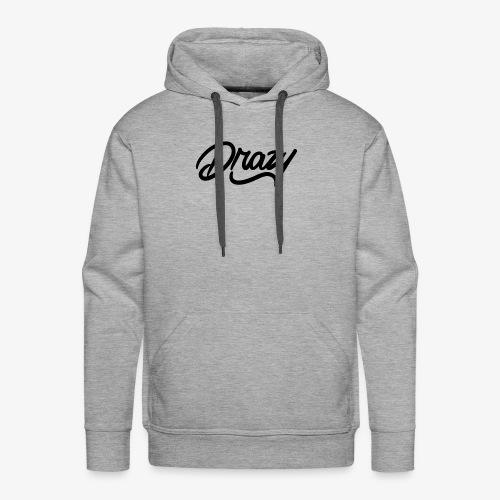drazy signature - Men's Premium Hoodie