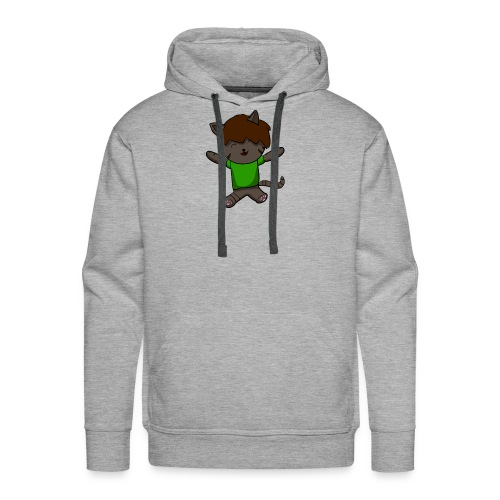 kitty ambuscade - Men's Premium Hoodie