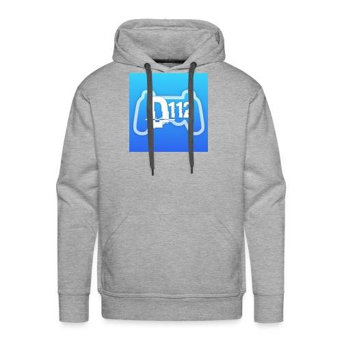 D112gaming logo - Men's Premium Hoodie