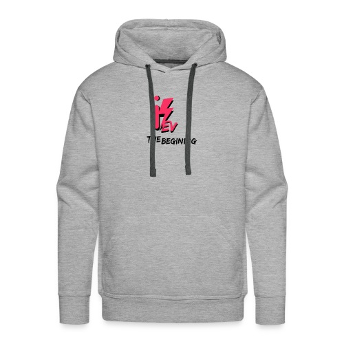 iKev: The Beginning - Men's Premium Hoodie
