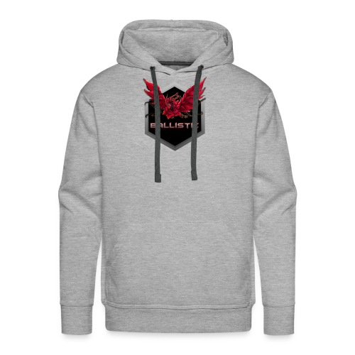 Ballistic logo Dragon glowing - Men's Premium Hoodie