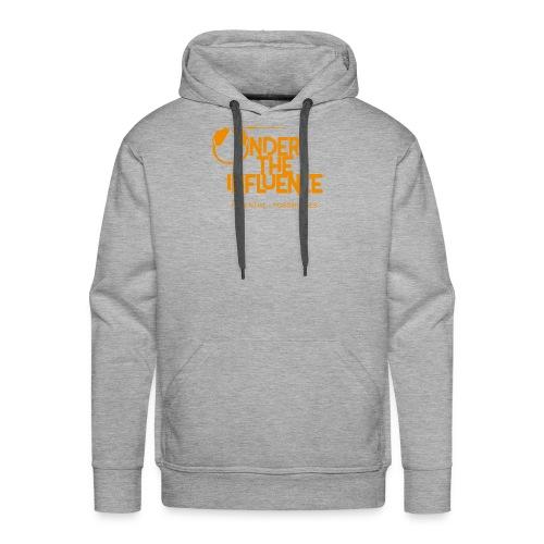 UndertheInfluenceORANGE - Men's Premium Hoodie