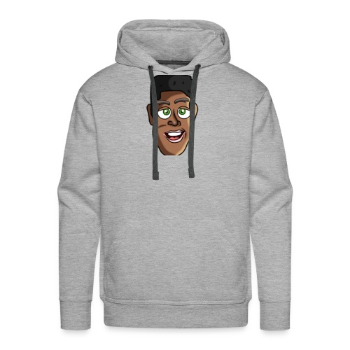 SaucySuplexe Kid! - Men's Premium Hoodie