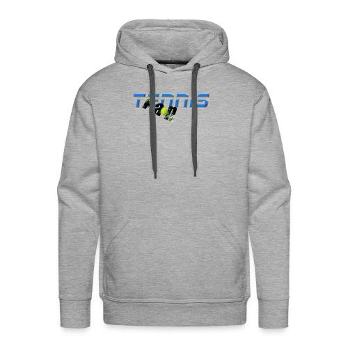 Tennis Fan - Men's Premium Hoodie