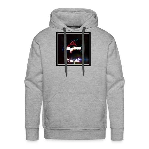 Wolf Knight - Men's Premium Hoodie