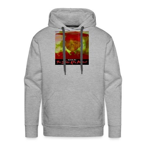 MIQUEL CHAPMAN The Snare Kick Projcect Album Cover - Men's Premium Hoodie